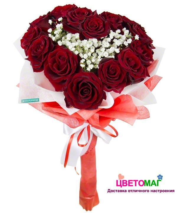 Розы в подарок на свадьбу 82