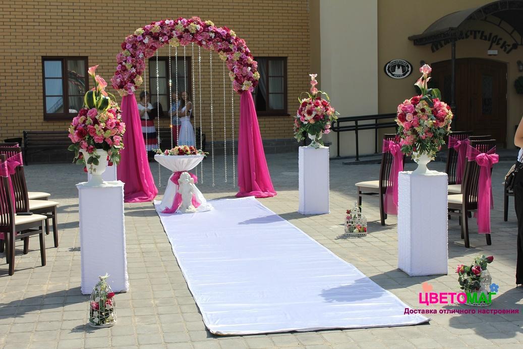 Свадебные арки томск