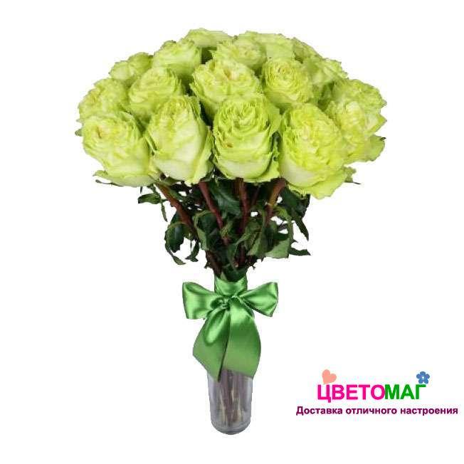 Зеленые розы букеты картинки