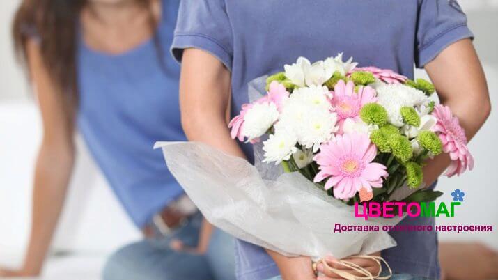 Доставка цветов на Балтийский вокзал СПб