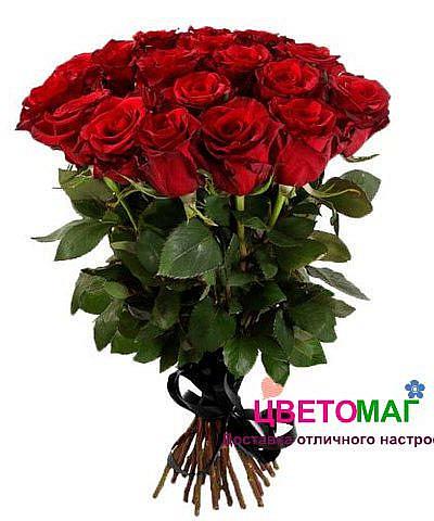 Букет 30 красных роз